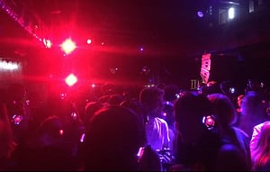 Silent disco for student nights, parties & uni balls