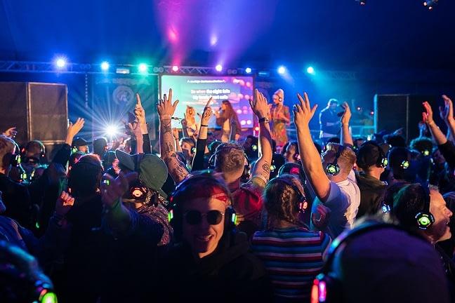 Isle of Wight Festival Silent Disco