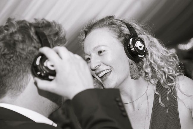 Silent Disco Hire Headphones, DJs & Equipment Disco Headphone & Equipment Rental (3)