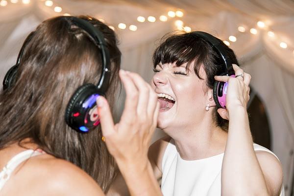 Silent Disco Headphone Hire & DJs for Weddings, Parties, Schools & Events