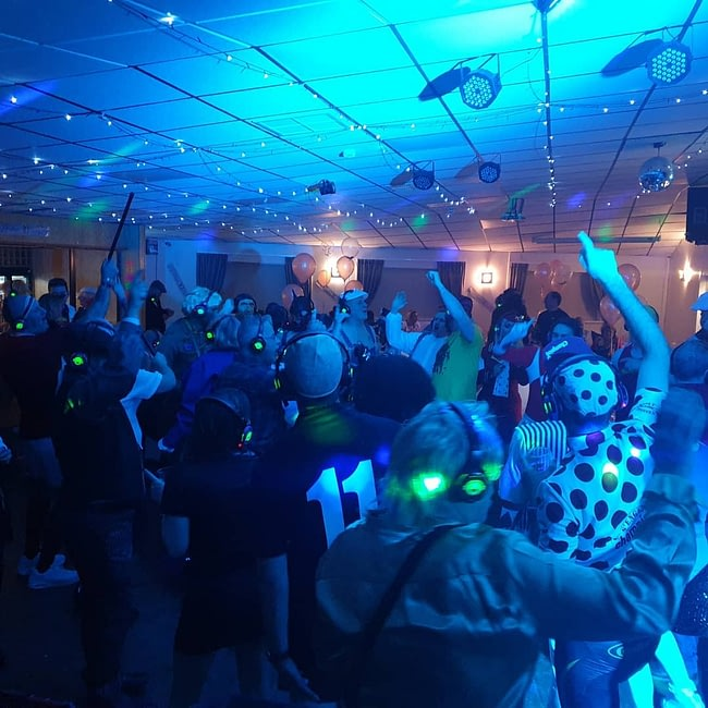 Silent Disco Hire & Equipment Rental Gloucestershire