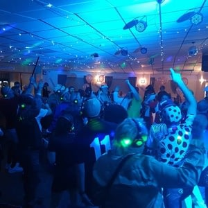 Silent Disco Headphone Hire & Equipment Rental