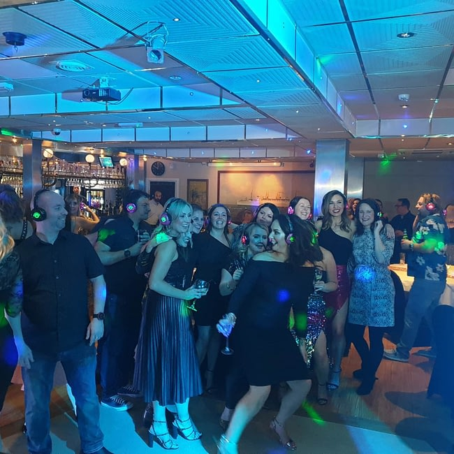 Silent Disco Party Hire Liverpool