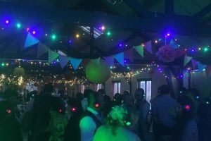 Silent Disco Christmas Party Hire - Equipment & DJ Packages to Celebrate