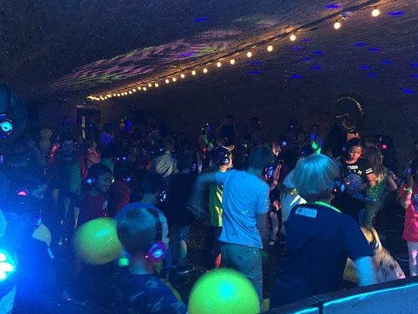 Silent Disco for Schools & Children's Parties - Hire Headphones